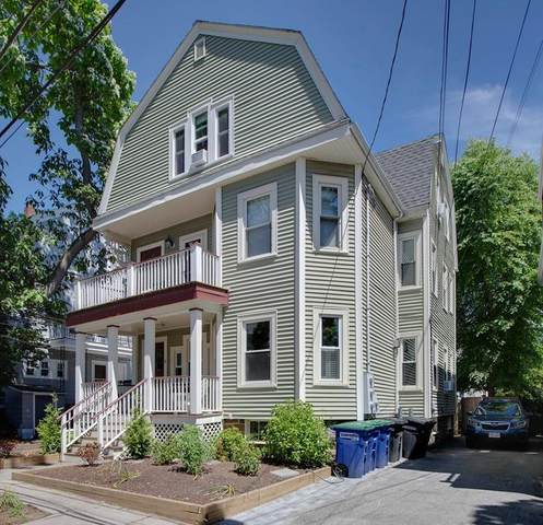 8 Bay State Ave #3, Somerville, MA 02144 (MLS #72677176) :: The Seyboth Team