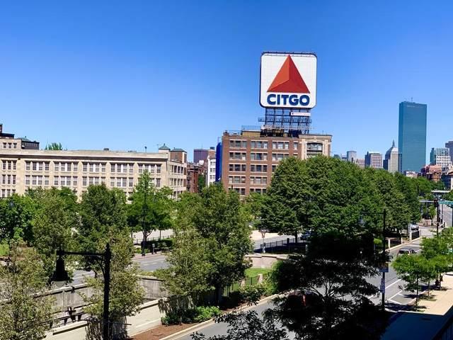 566 Commonwealth #307, Boston, MA 02215 (MLS #72677250) :: Charlesgate Realty Group