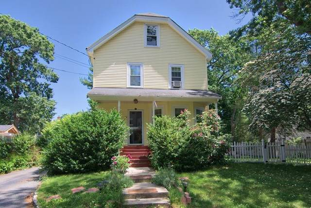 18 Tudor Terrace, Newton, MA 02466 (MLS #72677779) :: Berkshire Hathaway HomeServices Warren Residential