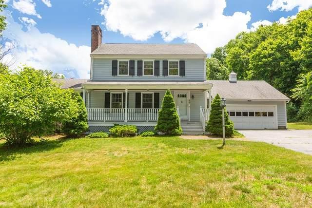 21 Prospect St, Sherborn, MA 01770 (MLS #72677834) :: Spectrum Real Estate Consultants