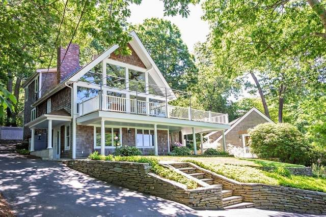 57 Bay Shore Drive, Plymouth, MA 02360 (MLS #72677912) :: The Gillach Group