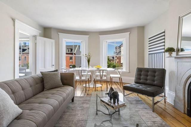 619 Massachusetts Ave #3, Boston, MA 02118 (MLS #72678172) :: The Gillach Group