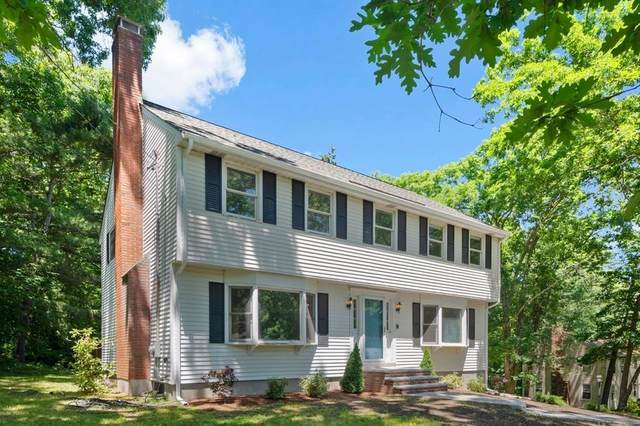 292 Rea St, North Andover, MA 01845 (MLS #72678178) :: Trust Realty One