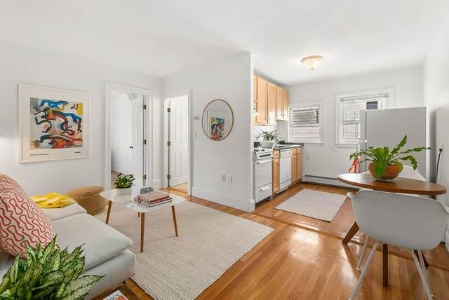 138 Huron Ave #5, Cambridge, MA 02138 (MLS #72678543) :: Trust Realty One