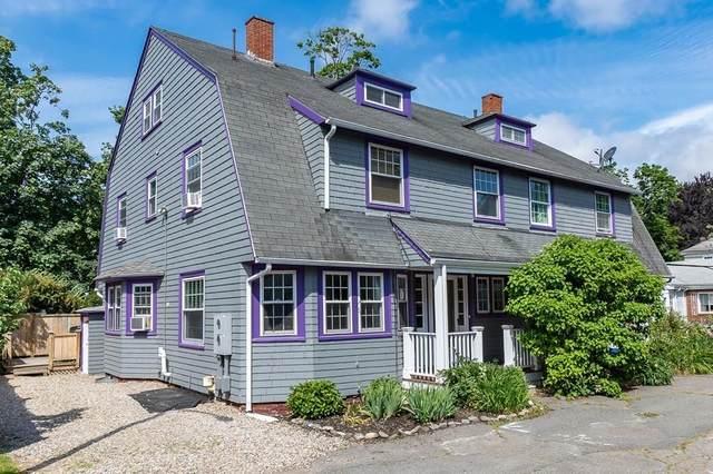 4 Timsbury Terrace #4, Lynn, MA 01902 (MLS #72678606) :: Trust Realty One