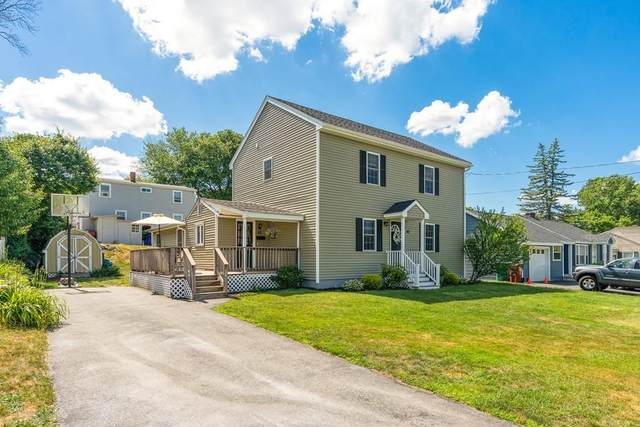 82 Wollaston St, Lowell, MA 01852 (MLS #72678702) :: Team Tringali