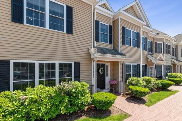 215 Harvard St #14, Medford, MA 02155 (MLS #72678711) :: Charlesgate Realty Group
