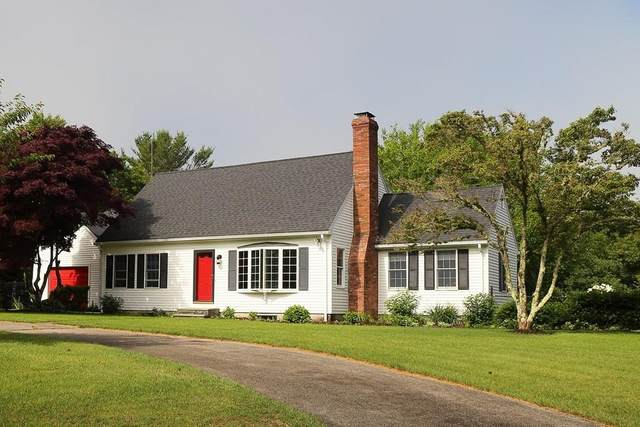 69 Clubhouse Drive, Bourne, MA 02559 (MLS #72678752) :: The Seyboth Team