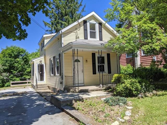 27 Clarendon St, Pittsfield, MA 01201 (MLS #72678867) :: Exit Realty