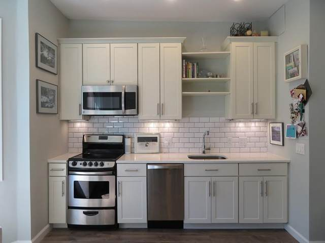 119 Park St #8, Brookline, MA 02446 (MLS #72678944) :: Westcott Properties