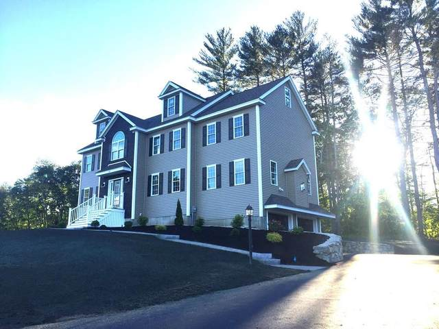 34 Fieldstone Lane, Billerica, MA 01821 (MLS #72679233) :: Parrott Realty Group