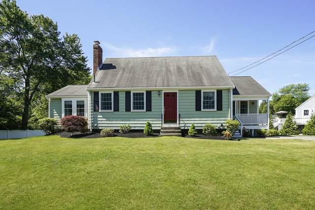 45 Plain Ter, Weymouth, MA 02190 (MLS #72679289) :: Trust Realty One