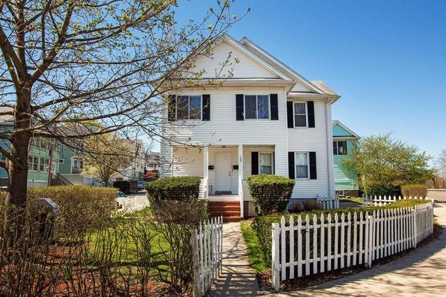 105 Shore Dr, Somerville, MA 02145 (MLS #72679331) :: The Seyboth Team