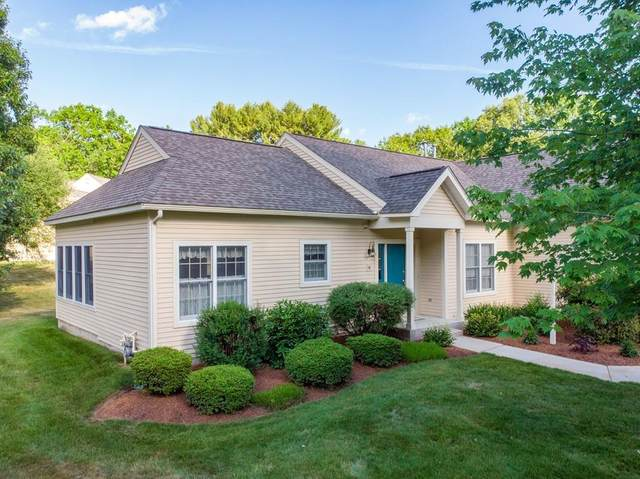 6 Nelson Circle #6, Bedford, MA 01730 (MLS #72679480) :: EXIT Cape Realty