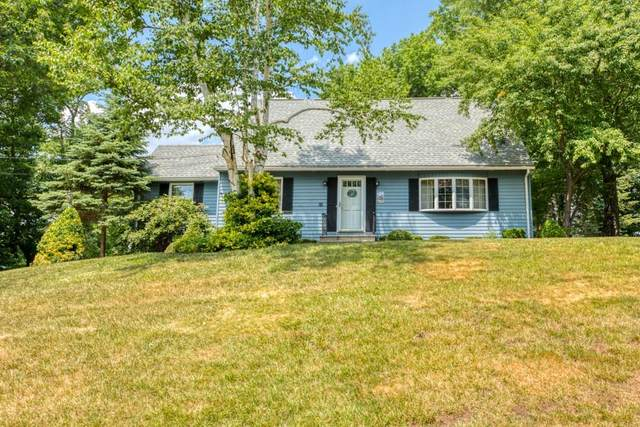 17 Overlook Dr, Agawam, MA 01030 (MLS #72679535) :: EXIT Cape Realty