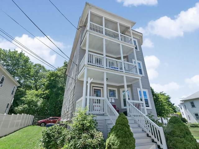17 Wyvern St #3, Boston, MA 02131 (MLS #72679623) :: The Gillach Group