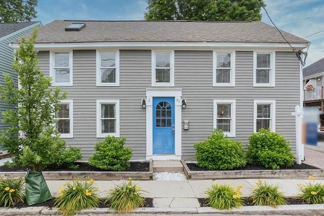 31 Hancock Street, Newburyport, MA 01950 (MLS #72679796) :: The Duffy Home Selling Team