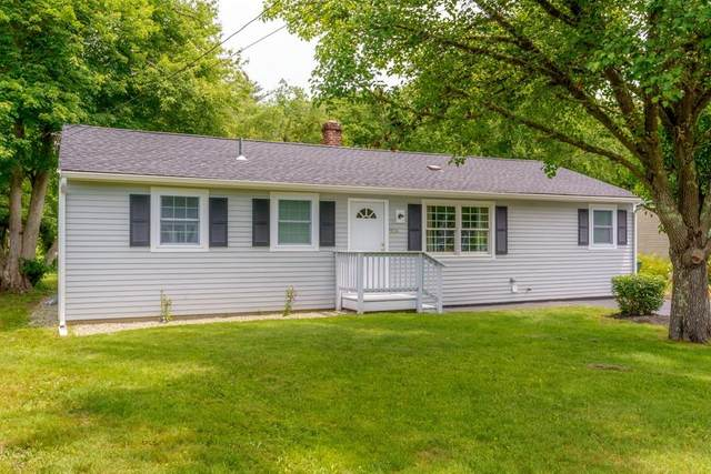 913 Point Rd, Marion, MA 02738 (MLS #72679833) :: RE/MAX Vantage