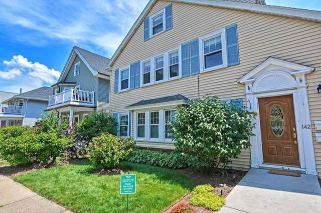 142 Tyndale St #1, Boston, MA 02131 (MLS #72679871) :: The Gillach Group