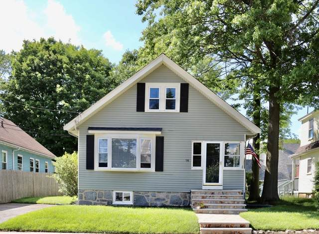 98 Keith Street, Boston, MA 02132 (MLS #72679950) :: DNA Realty Group