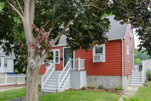 51 Sheppard Ave, Braintree, MA 02184 (MLS #72680029) :: DNA Realty Group