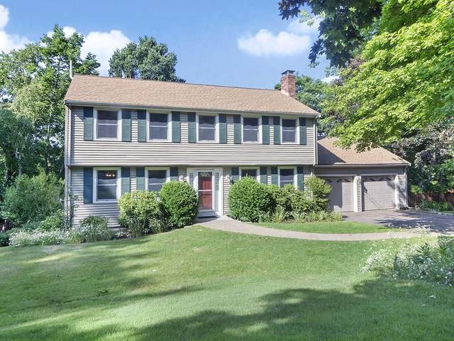 57 Lura Lane, Waltham, MA 02451 (MLS #72680138) :: Charlesgate Realty Group