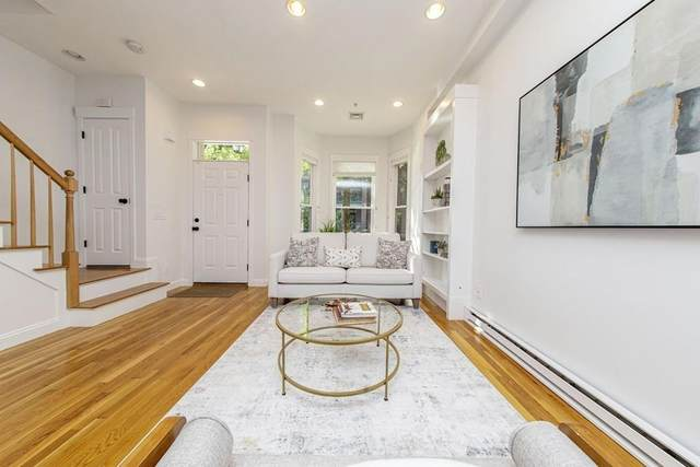 4a Russell #4, Cambridge, MA 02140 (MLS #72680287) :: Parrott Realty Group