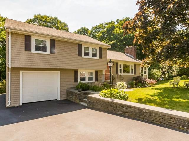 56 Edwardel Road, Needham, MA 02492 (MLS #72680319) :: The Gillach Group