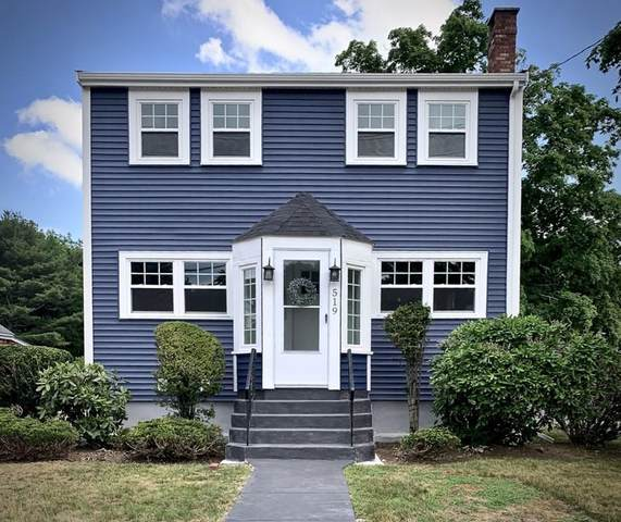 519 Pleasant St, Weymouth, MA 02190 (MLS #72680409) :: Trust Realty One