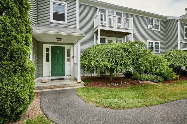 48 Evergreen Rd #212, Northampton, MA 01053 (MLS #72680416) :: Trust Realty One