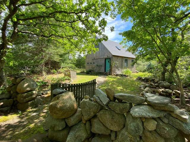 129 Great Plains Rd, West Tisbury, MA 02575 (MLS #72680447) :: EXIT Cape Realty