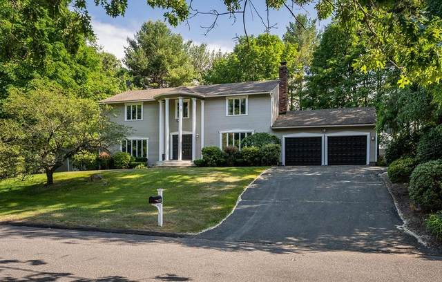 568 Pinewood Dr, Longmeadow, MA 01106 (MLS #72680473) :: NRG Real Estate Services, Inc.