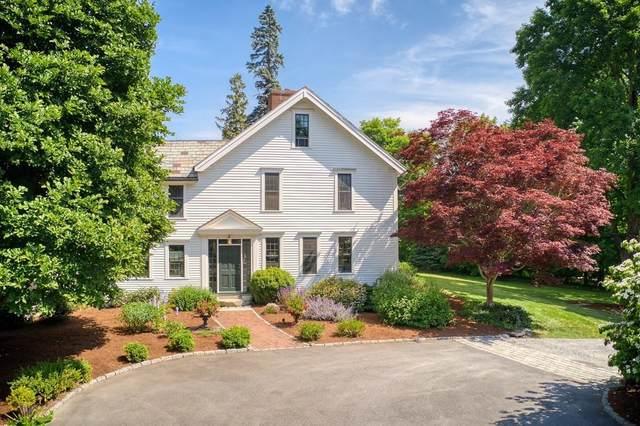 28 Fairbank St, Harvard, MA 01451 (MLS #72680506) :: Kinlin Grover Real Estate