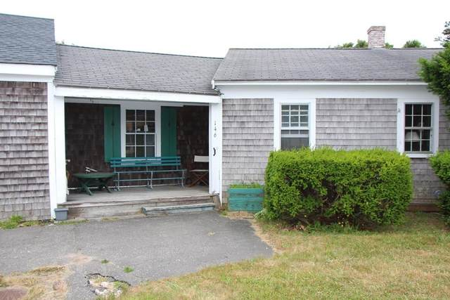 146 Mashnee Rd, Bourne, MA 02532 (MLS #72680549) :: EXIT Cape Realty