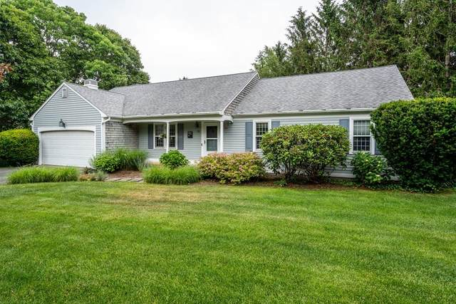 34 Tall Pines Drive, Yarmouth, MA 02675 (MLS #72680567) :: Trust Realty One