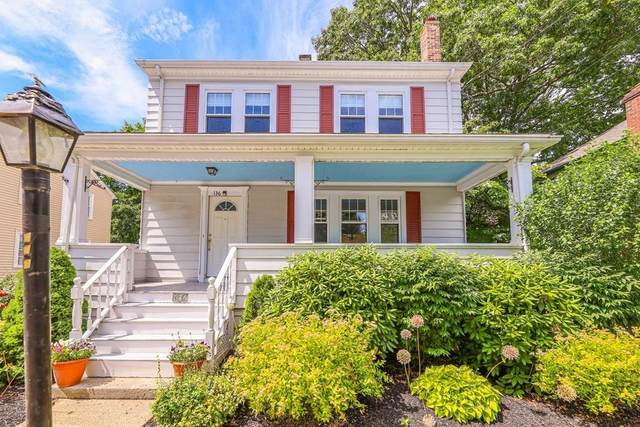 136 Dent Street, Boston, MA 02132 (MLS #72680582) :: The Gillach Group