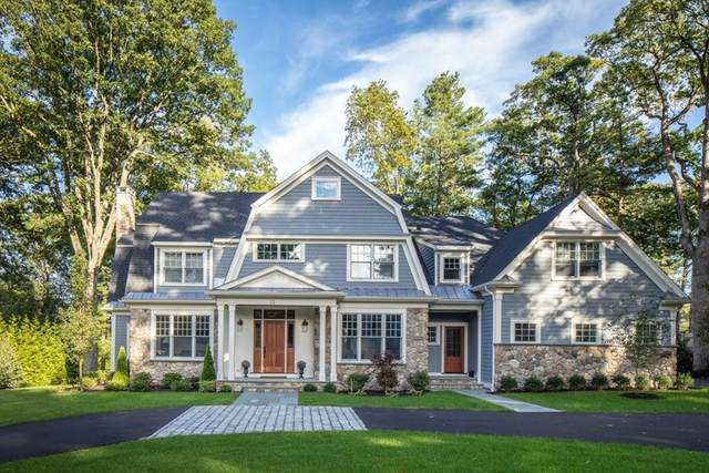 16 Tanglewood Rd, Wellesley, MA 02481 (MLS #72680670) :: EXIT Cape Realty