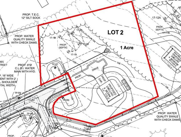 Lot 2 Oakland Terrace, Groveland, MA 01834 (MLS #72680680) :: EXIT Cape Realty