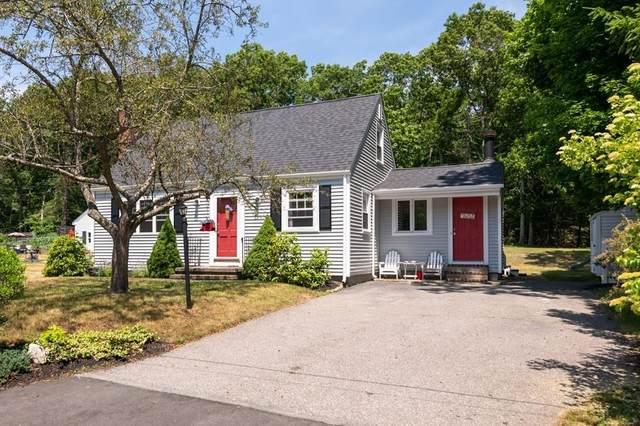 59 Franklin Rd, Norwell, MA 02061 (MLS #72680757) :: Westcott Properties