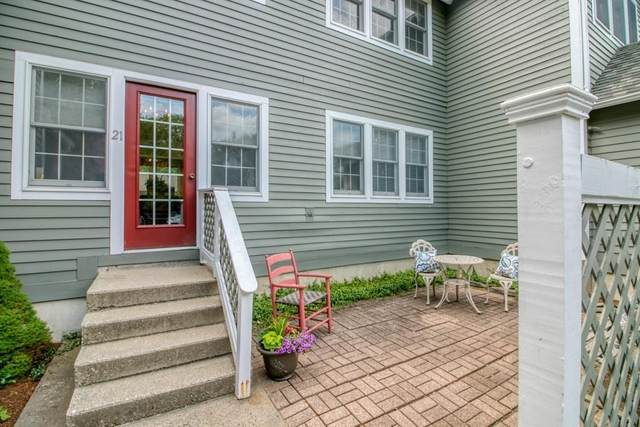 21 Amity Pl #21, Amherst, MA 01002 (MLS #72680765) :: NRG Real Estate Services, Inc.