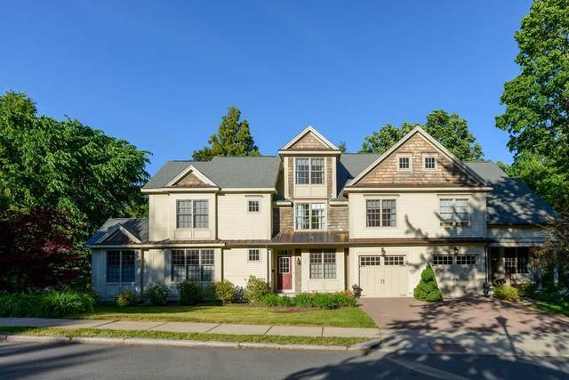 6 Rice St #6, Wellesley, MA 02481 (MLS #72680895) :: The Gillach Group
