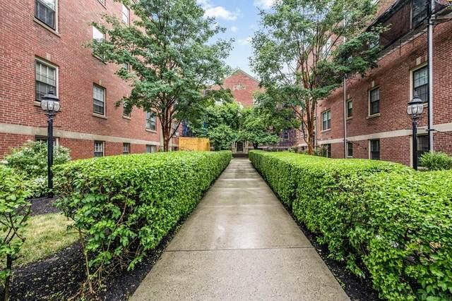 60 Elm Street #9, Worcester, MA 01609 (MLS #72680961) :: Charlesgate Realty Group