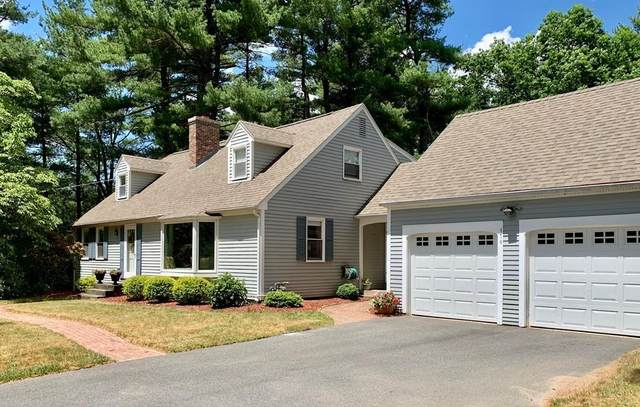 474 Station Rd, Amherst, MA 01002 (MLS #72681056) :: The Gillach Group
