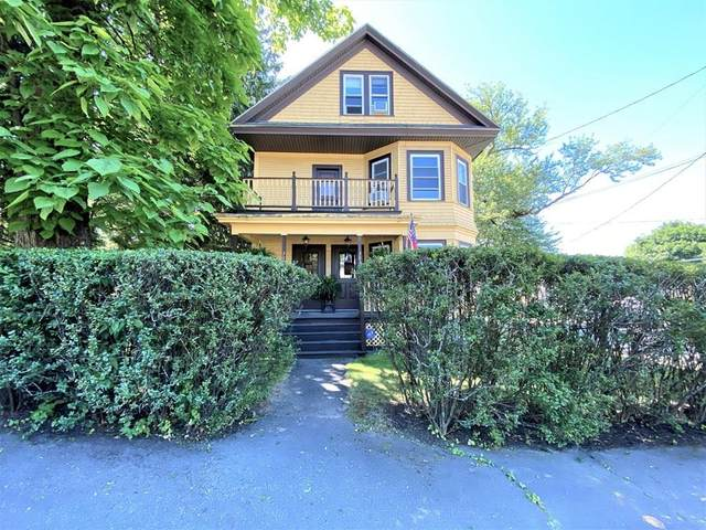 305 Sutton St #2, North Andover, MA 01845 (MLS #72681113) :: Trust Realty One