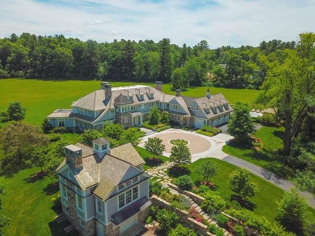 18 Walpole St, Dover, MA 02030 (MLS #72681130) :: Cosmopolitan Real Estate Inc.