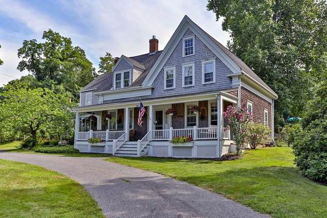 264 Route 6A, Sandwich, MA 02537 (MLS #72681181) :: The Seyboth Team