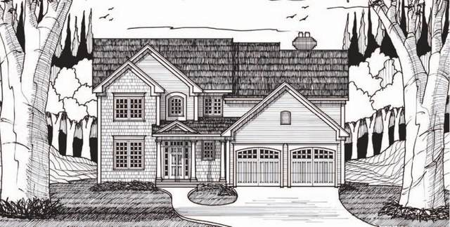 444 Sutton St Lot 1, Uxbridge, MA 01569 (MLS #72681211) :: The Duffy Home Selling Team