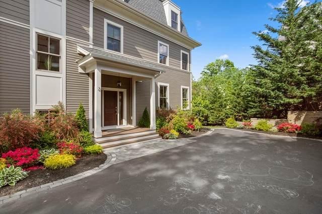 33 Winthrop Rd #2, Brookline, MA 02445 (MLS #72681313) :: Westcott Properties