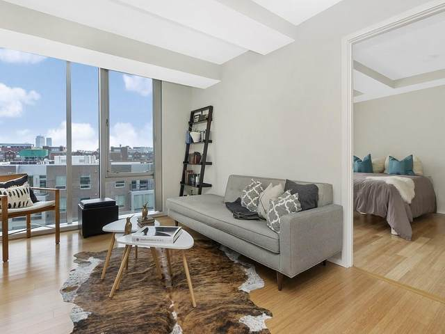 2 Earhart St #814, Cambridge, MA 02141 (MLS #72681320) :: Charlesgate Realty Group