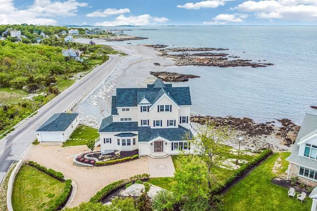 399 Atlantic Ave, Cohasset, MA 02025 (MLS #72681393) :: Spectrum Real Estate Consultants